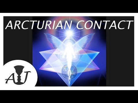 Contacting Arcturians a Channeled Message