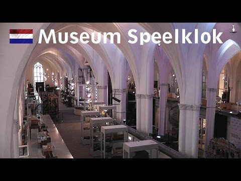 Museum Speelklok: Self-playing musical instruments [HD]