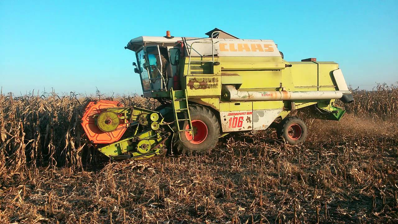 RAO Global Grup GmbH ft Claas Dominator 130 Agstafa/Azerbaijan .