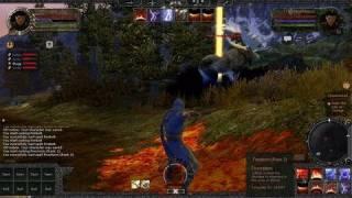 Age of Conan: Hyborian Adventures PC Gameplay - Magic Can