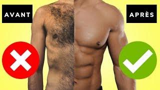 Comment Bien Entretenir Les Poils de Son Corps | Rasage Corporel ou Trim? Tuto Homme