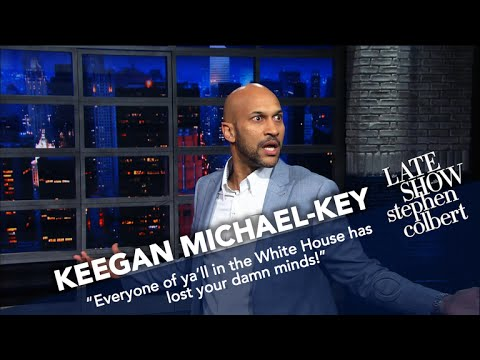 KeeganMichael Key Brings Luther, Obama's Anger Translator, Out Of Retirement