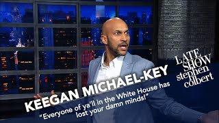 Video Keegan-Michael Key Brings Luther, Obama's Anger Translator, Out Of Retirement download MP3, 3GP, MP4, WEBM, AVI, FLV September 2017