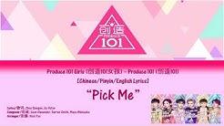 Pick Me - Produce 101 China
