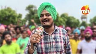 Sidhu Moose Wala in Canteeni Mandeer Ravneet Singh MH One