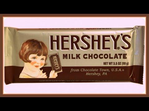 hershey's®-milk-chocolate-bar-review!!