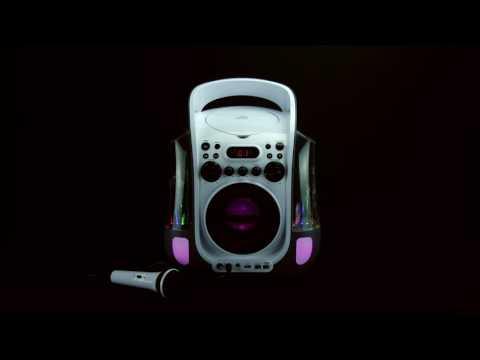 XXB12DCDG Karaoke Machine