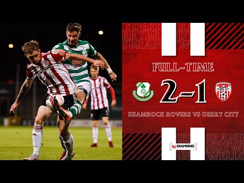 Shamrock Derry City Goals And Highlights
