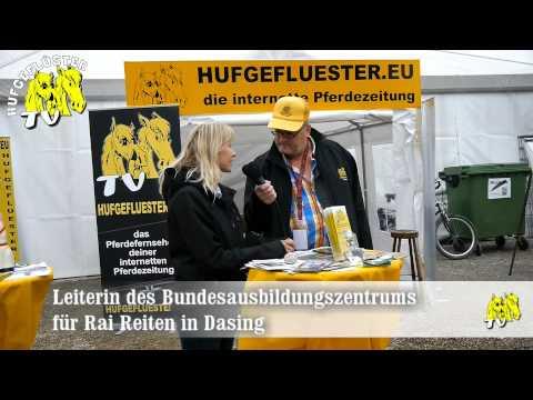 Bild: InterviewTV - heisse Infos aus der Pferdebranche für die Pferdeszene