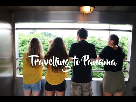 Travel with me to Panama City