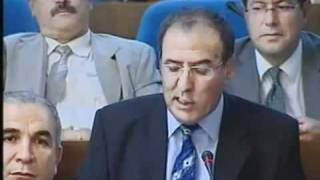 نائب جزائري شجاع يفضح المفسدين الحركيين  في الجزائر 2014