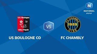 Boulogne vs Chambly full match