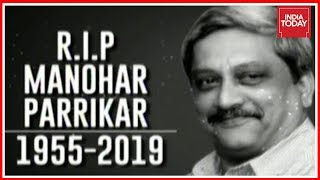 Morning Newswrap: RIP Panohar Parrikar, State Funeral Soon, Dissent In BJP Over New CM