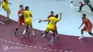 الشوط الثاني | لخويا 26 - 19 الغرافة | نصف نهائي كأس قطر لكرة اليد2016