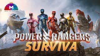 Vivegam - Surviva Song Remix   Power Rangers Version