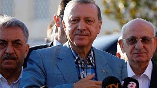 Turkish president calls demand to close Qatar military base 'disrespectful' thumbnail