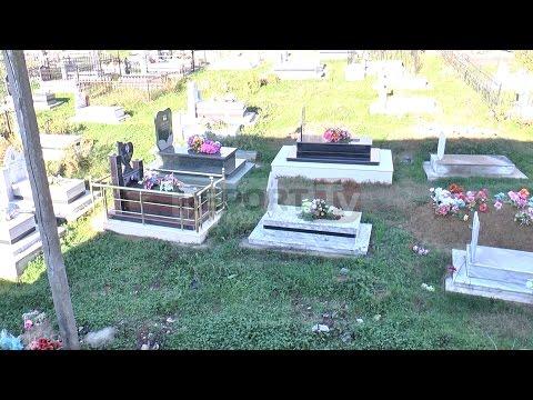 Report TV - Paskuqan, shkolla në mes të varreve, fëmijët mësim mes vajtimit