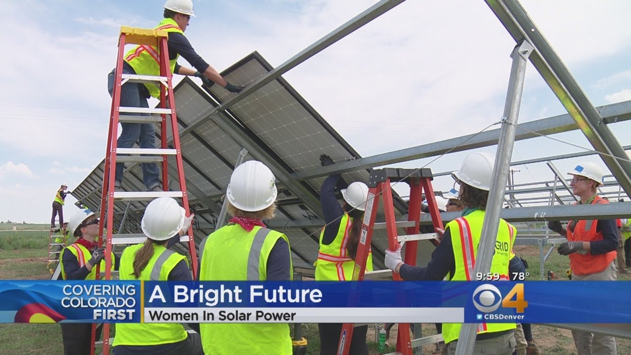 nonprofit-helps-attract-more-women-to-solar-energy-field