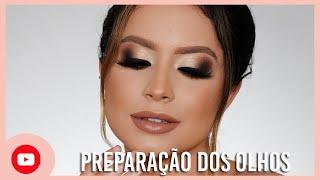 ESFUMADO SEM MARCAÇÃO   PASSO A PASSO MAKEUP