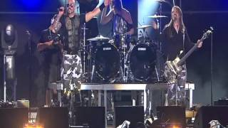 Sabaton 11 Primo Victoria Live Swedish Empire DVD
