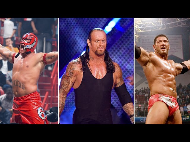 The epic history of Royal Rumble Match winners: WWE Playlist