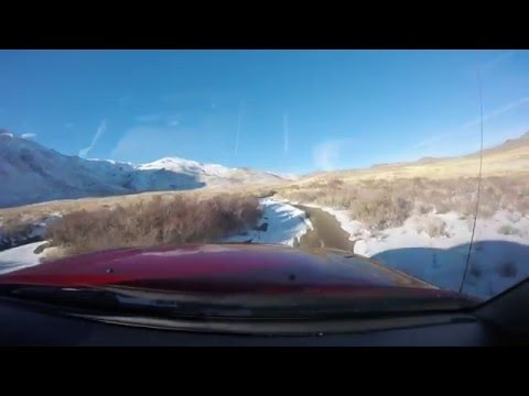 Cold Springs to Hungry Valley