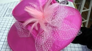 How to make a silk hat