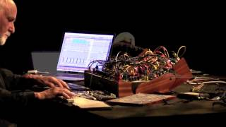 Morton Subotnick live at LUFF 2014