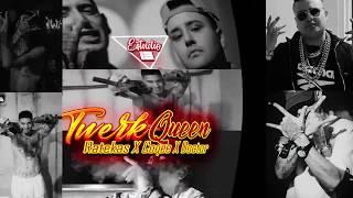 Twerkqueen - Ratekas ✘ Coqee ✘ El Doctor  (Audio Oficial)