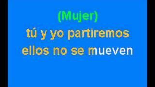 Marc Anthony y Jennifer Lopez - No Me Ames - karaoke