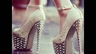 Красивые туфли на высоком каблуке👠👠|фото
