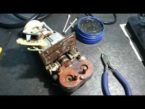 Hand mixer repair