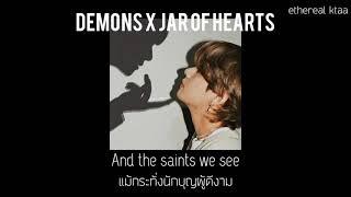 (thaisub/แปลไทย) Demons X Jar Of Heart
