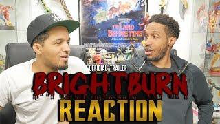 BRIGHTBURN Official Trailer Reaction