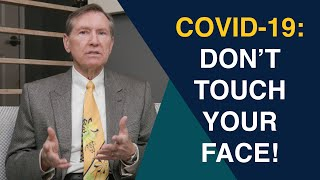 COVID-19: Avoid Touching Your Face. Approximately 95% of Cold Cases Begin with Hand-to-Face Contact.
