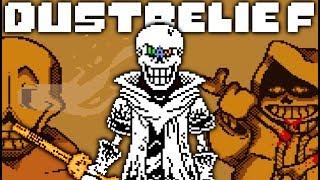 Dustbelief Papyrus | New Fan Game + Ending