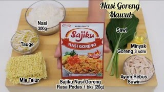 Dapur Umami - Nasi Goreng Mawut
