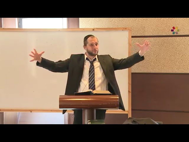 Rabbi Gavriel Friedman - Food for the Soul: When the Righteous Leave