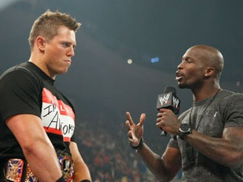 Raw: Raw guest star Chad Ochocinco meets The Miz