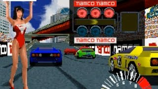 Ridge Racer (PS1) Playthrough - NintendoComplete