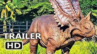 PS4 - Jurassic World Evolution New Species Trailer (2018)