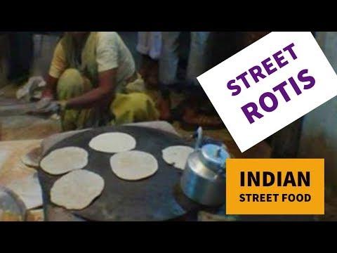 Roti making women , Haridwar