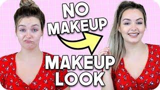 No Makeup Makeup Look for Back to School 2017!