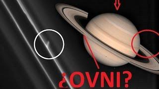 El Planeta Saturno es un Ovni Gigante  | Analisis Investigativo