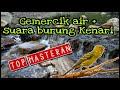 Top Masteran Tembakan Burung Murai Suara Burung Kenari Gemercik Air  Mp3 - Mp4 Download
