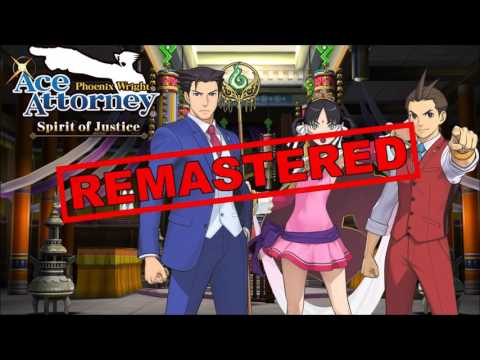 Pursuit ~ Cornering Together Remix - Phoenix Wright: Ace Attorney - Spirit of Justice Extended