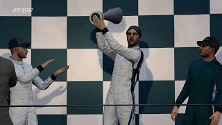 F1 2017 Online Championship With Koshmo Games