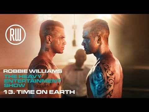 Robbie Williams | Time On Earth | The Heavy Entertainment Show