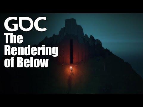 The Rendering of Below