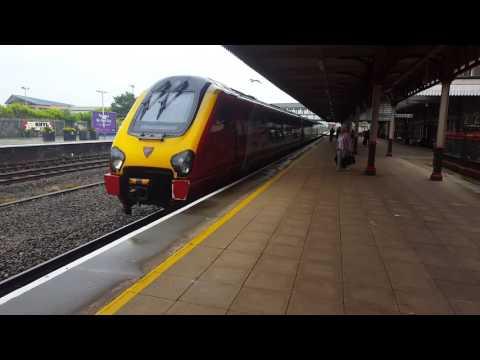 Trains at Rhyl NWCL 28/6/16